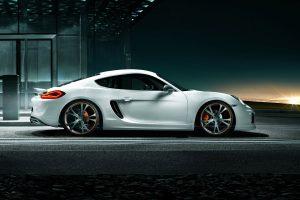 Porsche Cayman by TechArt