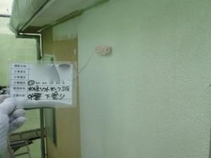 6外壁下塗り