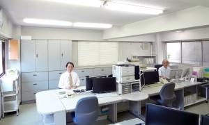 親父の会社事務所