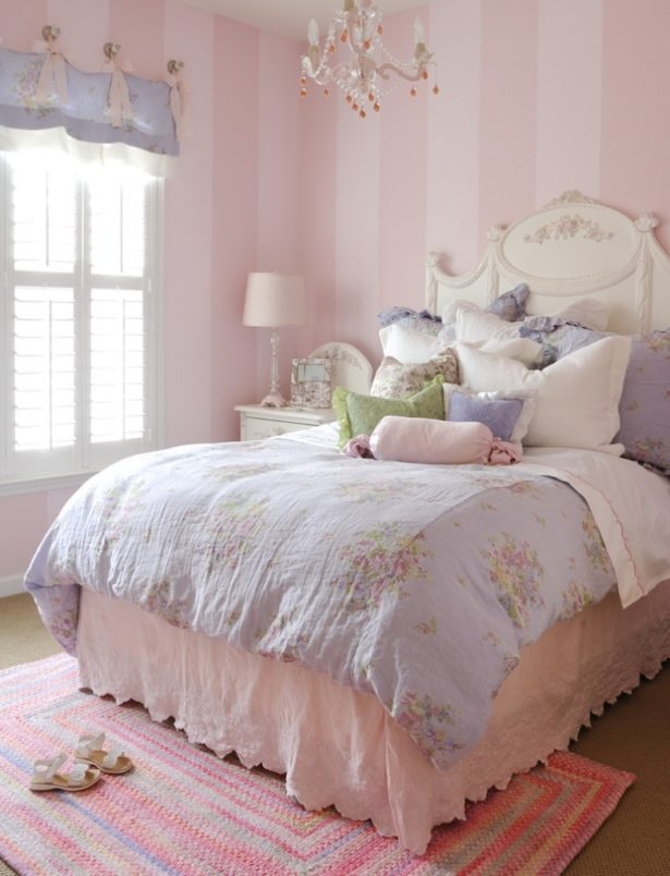 vintage kid bedroom ideas along with Chic Home Decor - 4stars