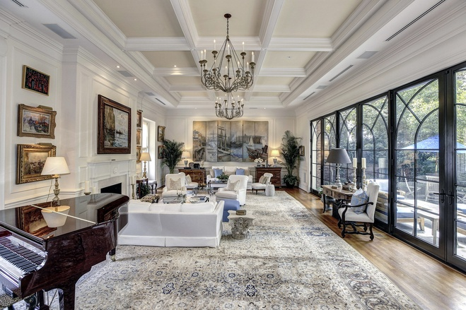 A historic Washington, D.C. home once owned by Abraham Lincoln's son and later, by J.P. Morgan's grand-daughter, has sold for $7.6 million. Private equity executive Rick Rickertsen was the owner of the Georgetown home.
