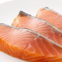 鮭の切り身